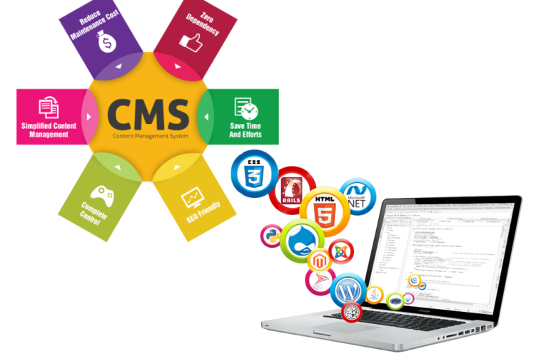 What are the things you must understand to create a CMS web design?