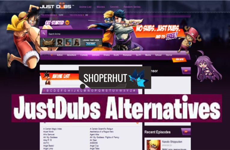 JustDubs Alternatives   Watch Dubbed HD Movie Anime