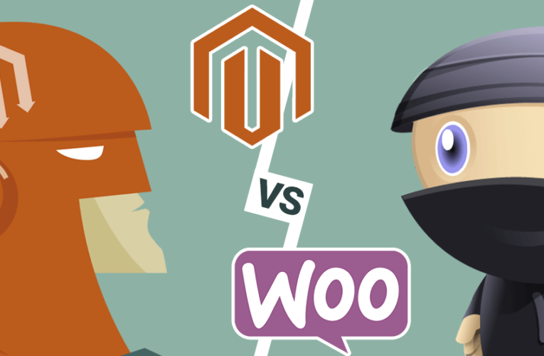 Magento The Ultimate Battle of eCommerce: Magento Vs WooCommerce