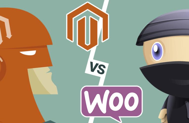 Magento The Ultimate Battle of eCommerce: Magento Vs WooCommerce